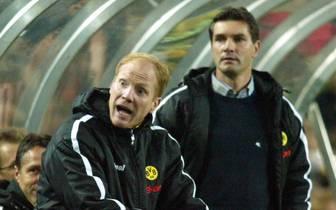 Fussball: UEFA Pokal 03/04, Dortmund - Sochaux