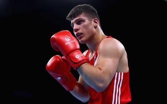 Boxen: Albon Pervizaj bestreitet Generalprobe vor möglichem Titelkampf