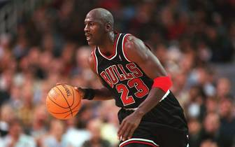 BASKETBALL: NBA 97/98 CHICAGO BULLS, 07.11.97