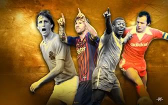 Die besten Fußballer aller Zeiten