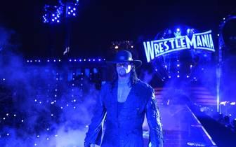 Der Undertaker soll bei WWE WrestleMania 34 auf John Cena treffen