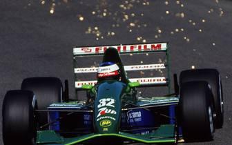 1991 feiert Schumi auf dem Circuit de Spa-Francorchamps sein Formel-1-Debüt im Jordan-Ford. Es sollte der Beginn einer einzigartigen Karriere werden