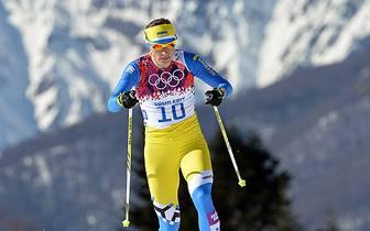 Langläuferin Marina Losigor ist am Samstag die Dritte im Bunde. Die Ukrainerin hat die Stimulans Trimetazidin im Körper, die erst seit dem 1. Januar auf der Verbotsliste steht. Bei ihren Starts im Sprint und über 10 km wurde sie jeweils 58.