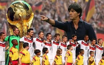 Am Dienstag trifft die DFB-Elf im Halbfinale der Weltmeisterschaft in Brasilien auf den Gastgeber. Nur noch zwei Siege trennen Deutschland vom Titelgewinn. SPORT1 nennt elf Gründe, warum Deutschland Weltmeister werden kann