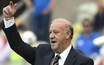 Vicente del Bosque führte Spanien zum WM-Titel 2010 und dem EM-Titel 2012