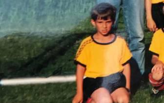 Timo Waslikowski begann seine Fußballkarriere beim SV Gengenbach