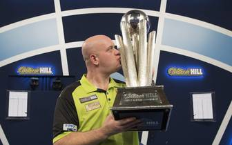Michael van Gerwen, Darts-WM