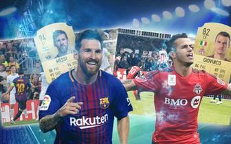 Lionel Messi und Co.: Das sind die besten Freistoß-Schützen in FIFA19