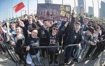 Auch die Fan-Base an sich ist gigantisch. Mittlerweile zählt Riot Games über 100 Millionen Spieler weltweit. Auch hier - Rekord!