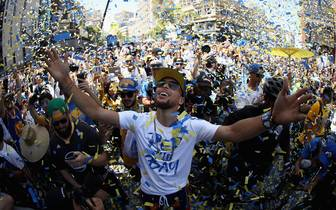 Golden State Warriors Victory Parade