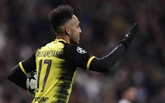 Auch der FC Chelsea soll an Pierre-Emerick Aubameyang dran sein