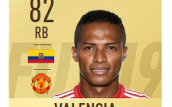 Platz 50: Antonio Valencia, Manchester United
