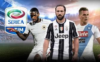 Die Top-Transfers der Serie A