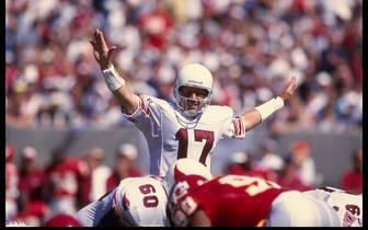 Dave Krieg Cardinals