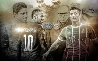 Das Milliarden-Duell: PSG gegen Bayern