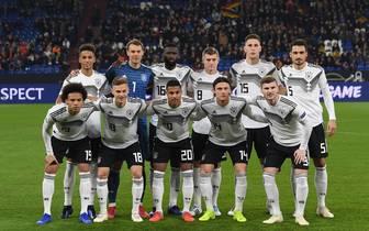 Die deutsche Startelf gegen die Niederlande