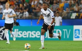 Benjamin Henrichs, AS Monaco, Deutschland, DFB