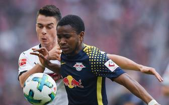 Ademola Lookman überzeugte in der Rückrunde mit fünf Toren