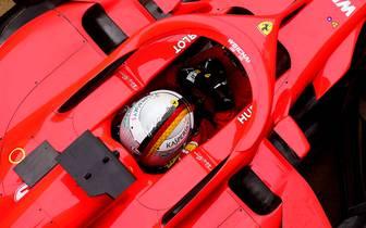 Neue Studie: So soll die Zukunft der Formel 1 aussehen