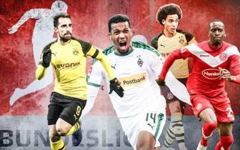 Die besten Bundesliga-Transfers