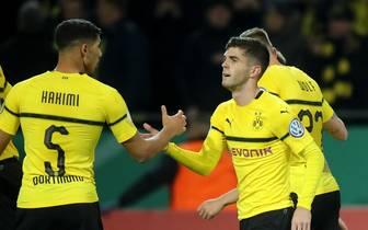 Borussia Dortmund v 1. FC Union Berlin - DFB Cup
