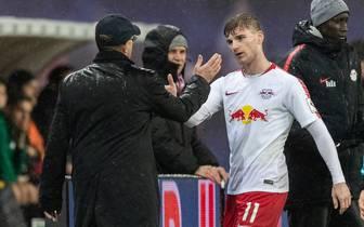 RB Leipzig v Borussia Moenchengladbach - Bundesliga