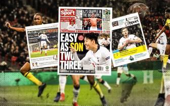 Champions League, Borussia Dortmund, Tottenham Hotspur, BVB, Pressestimmen