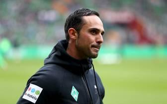 Alexander Nouri übernahm vor einem Jahr das Traineramt bei Werder Bremen