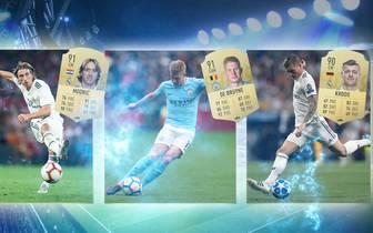 Die Top-10 der Pass-Könige in FIFA 19