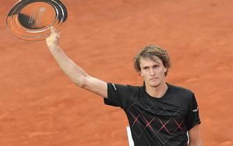 TENNIS-ITALY-ATP