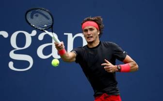 Alexander Zverev ist die deutsche Tennis-Hoffnung