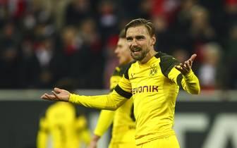 Marcel Schmelzer erzielte im Testspiel gegen Fortuna Düsseldorf das Siegtor für den BVB