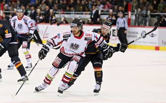 Germany v Austria - 2013 IIHF Olympic Icehockey Qualifier