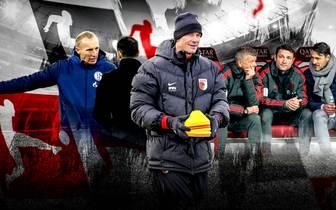 Co-Trainer der Bundesliga