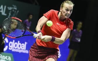 Petra Kvitova gewann schon zweimal Wimbledon