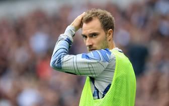 Christian Eriksen, Tottenham Hotspurs