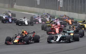 Formel 1 2019: Die neuen Autos von Mercedes, Ferrari, Red Bull