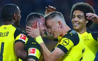 Paco Alcacer Borussia Dortmund