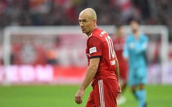 Arjen Robben verlässt den FC Bayern München zum Saisonende.