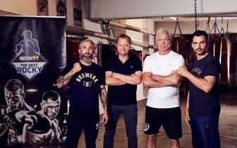 """Das sind die """"SPORT1: The Next Rocky"""" Bootcamp-Teilnehmer"""