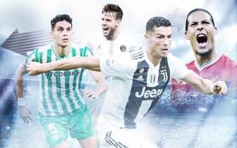 Die besten internationalen Transfers des Jahres 2018