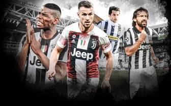 Juventus Turin: Die Ablösefrei-Transfers mit Pirlo, Pogba, Dani Alves