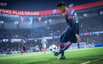 Neymar Jr. darf in FIFA 19 um die Champions League spielen