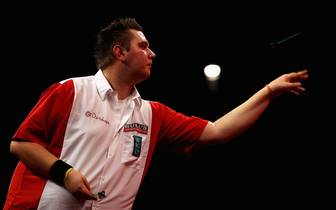 2012 Ladbrokes.com World Darts Championship - Day Nine