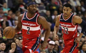 Charlotte Hornets v Washington Wizards