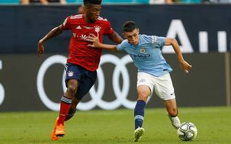 FC Bayern Munich v Manchester City - International Champions Cup 2018