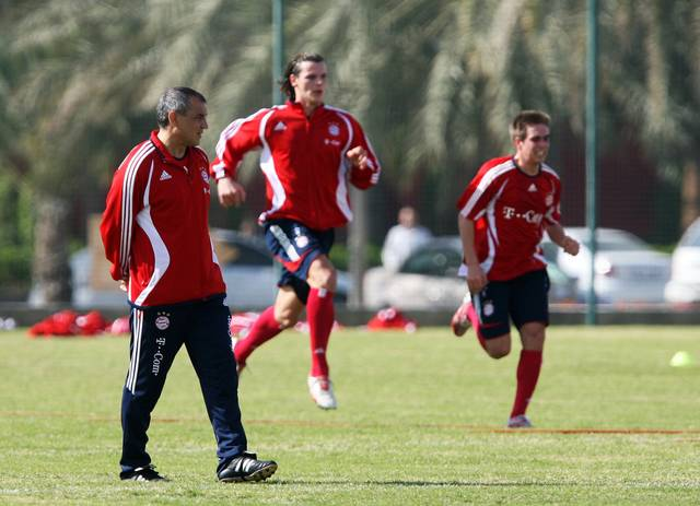 Bayern Munich Training Camp - Day 2