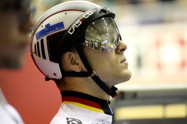 Max Levy stand Kristina Vogel nach ihrem schweren Trainingsunfall bei