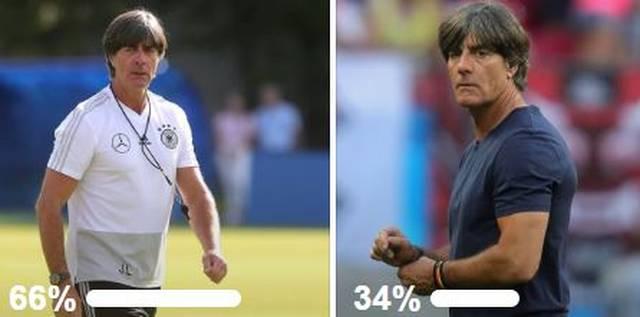 66 Prozent der SPORT-User auf Facebook wollen Löws Rücktritt