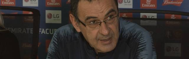 Nach FA-Cup-Aus gegen Man United: Chelsea-Coach Maurizio Sarri vor Entlassung?